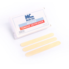 Mc Bride Tongue Depressor Non Sterile