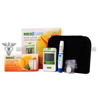 Medicare (Blood Glucose) Bundle Kit