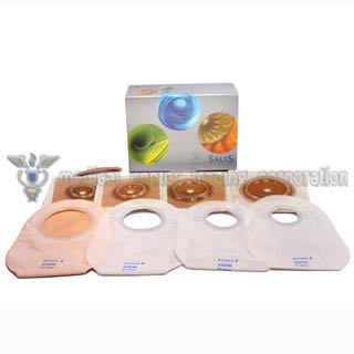 Securi-T Ostomy Pouch Wafer