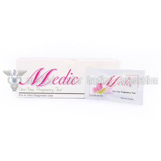 MEDIC, One Step Pregnancy Test 25?s