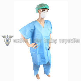 MC Disposable Scrub Suits