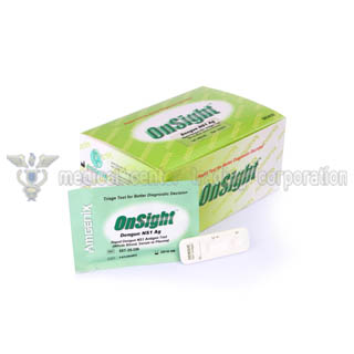 Onsight, S. Typhi Combo Test 25?s , USA