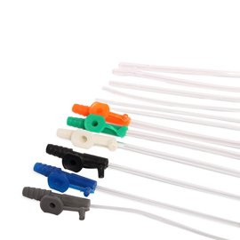 Indoplas Suction Catheters