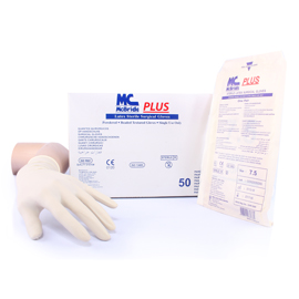 Mc Bride Plus Surgical Gloves