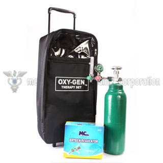 Oxygen Therapy Set 5 lbs.