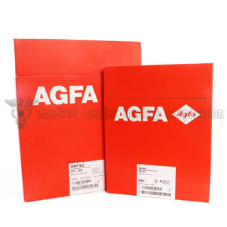 Agfa Green Sensitive X-ray Films