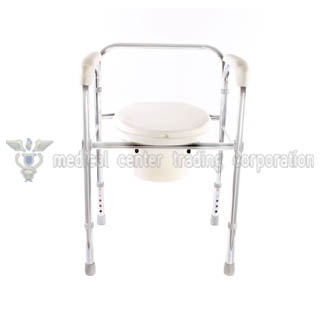BestCare Commode Chair EN-180-015