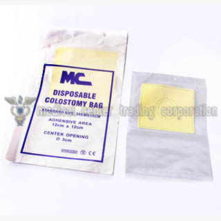 MC Disposable Colostomy Bag