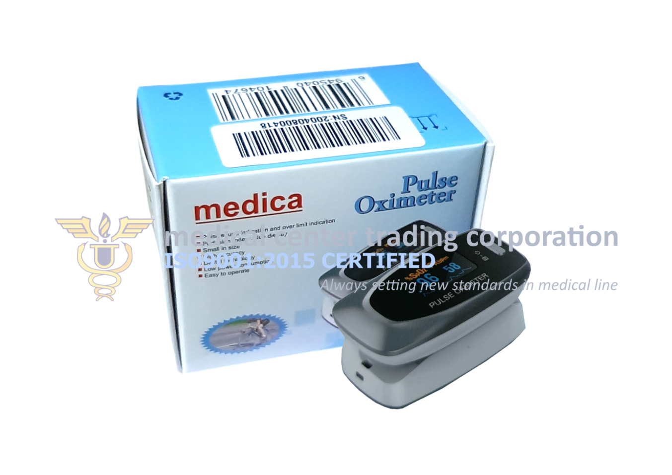 Medica Pulse Oximeter Adult